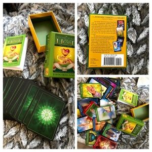 Psychic Tarot for the Heart Oracle Tarot Cards